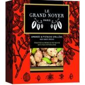 Amande & Pistache Grillées aux Baies Roses