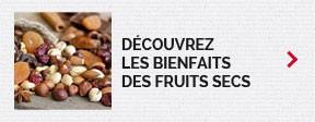 Découvrez les bienfaits des fruits secs